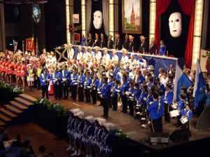 Prunksitzung 2004