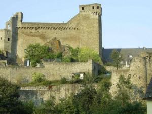 Ausflug auf die Burg Hohenstein