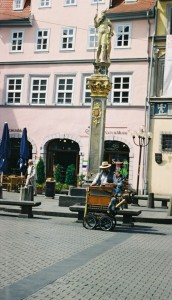 3-Tages-Fahrt nach Erfurt