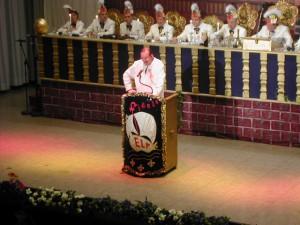 Eröffnungssitzung 2006