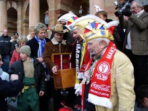 Verleihung des Stadtordens 2006