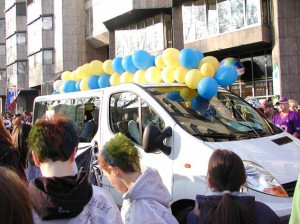 Fastnachtsonntagszug 2007