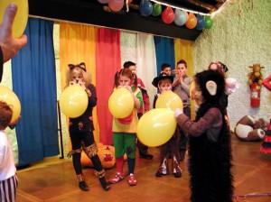 Kindermaskenball 2008
