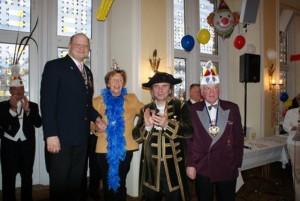 Verleihung des Stadtordens 2009