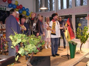 Seniorensitzung 2009