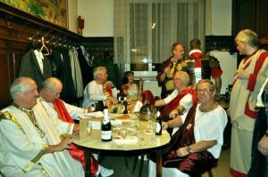 Jubliläums-Eröffnungssitzung 2010
