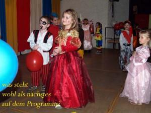 Kindermaskenball 2010