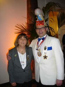 Verleihung des Stadtordens 2010