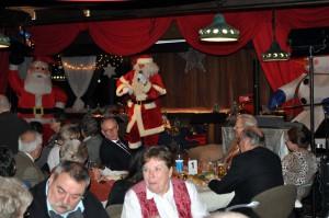 Jubliläums-Weihnachtsfeier 2010