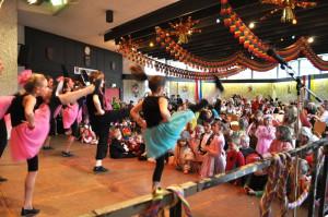 Jubliläums-Kindermaskenball 2011