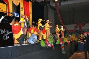 Jubliläums-Prunksitzung 2011