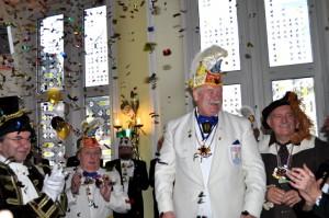 Verleihung des Stadtordens 2011