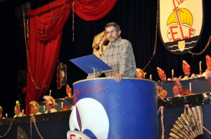 Prunksitzung 2012