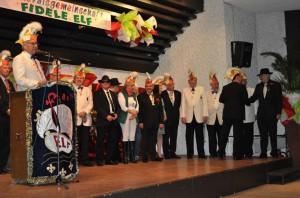 Rustikaler Abend 2012