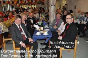 Seniorensitzung 2012
