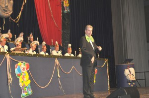 Prunksitzung 2013