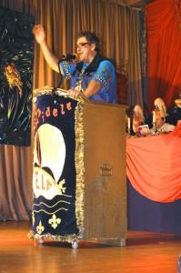 Eröffnungssitzung 2014