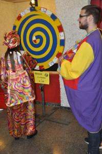 Kindermaskenball in der Galatea-Anlage