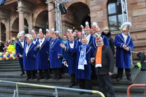 Sturm auf's Rathaus 2015