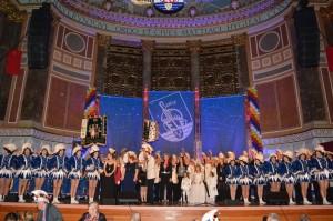 Große Gala-Prunksitzung 2017