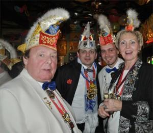 Rathausstürmung 2017