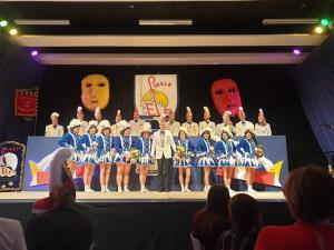 Große Eröffnungssitzung im Haus der Vereine - Dotzheim
