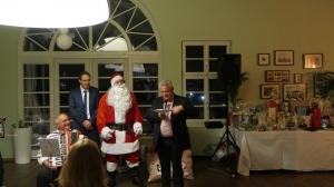 Weihnachtsfeier im Tally's 2019